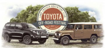Toyota Off-road Festival 2017