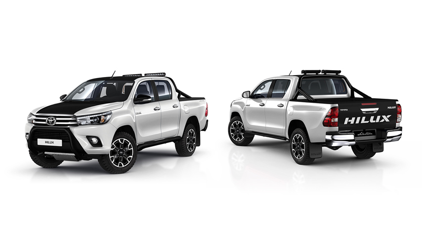 Toyota Hilux Selection 50